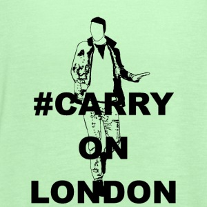 Carry On London - Women's Flowy Tank Top by Bella