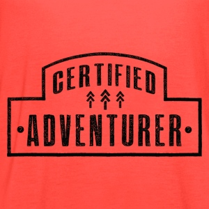 Certified Adventurer - Women's Flowy Tank Top by Bella