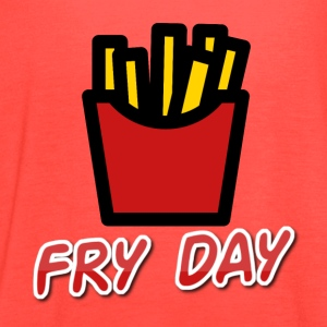 Fry Day - Women's Flowy Tank Top by Bella