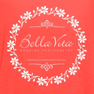 Bella Vita Wedding Photography - Women's Flowy Tank Top by Bella