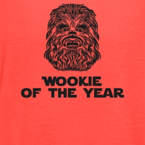 Wookie Of The Year - Women's Flowy Tank Top by Bella