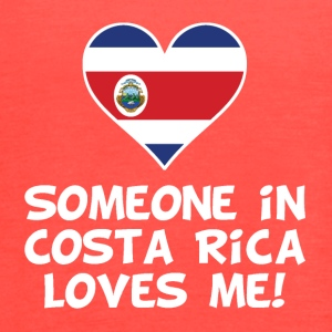 Someone In Costa Rica Loves Me - Women's Flowy Tank Top by Bella