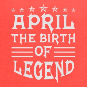 April The Birth of Legend - Women's Flowy Tank Top by Bella