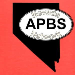 apbs logo - Women's Flowy Tank Top by Bella