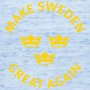 Make Sweden Great Again - Women's Flowy Tank Top by Bella