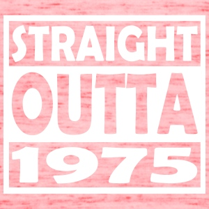 42nd Birthday T Shirt Straight Outta 1975 - Women's Flowy Tank Top by Bella