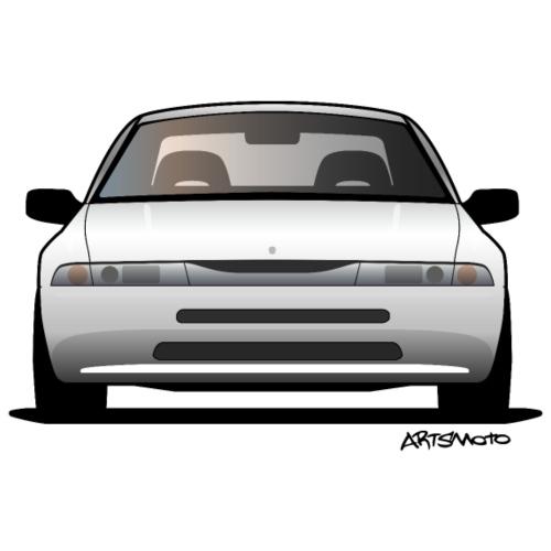 Subaru Alcyone SVX Modern JDM Icon Sticker - Women's Flowy Tank Top by Bella