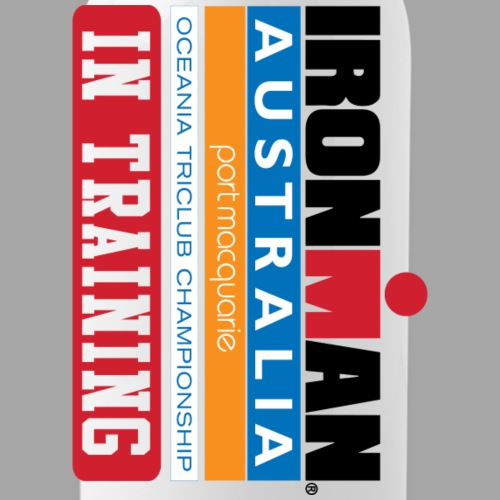 IRONMAN Australia - Water Bottle