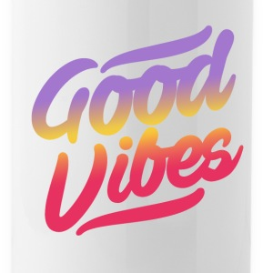 good vibes - Water Bottle