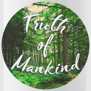 Truth of Mankind - Water Bottle