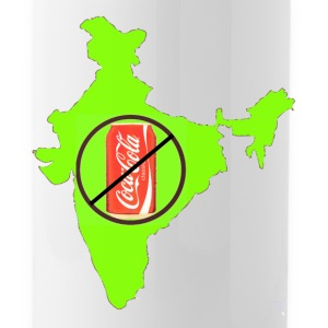 india_ban_cola - Water Bottle