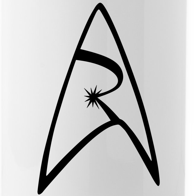 Mission Log Delta Insignia B W
