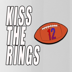 KISS THE RINGS - Water Bottle