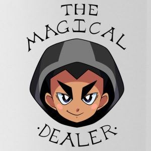 The Magical Dealer - Water Bottle