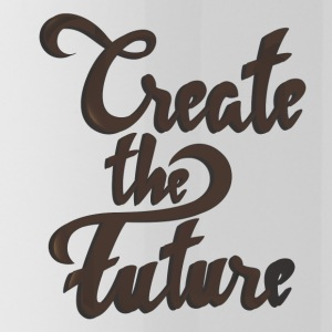 Create the future - Water Bottle