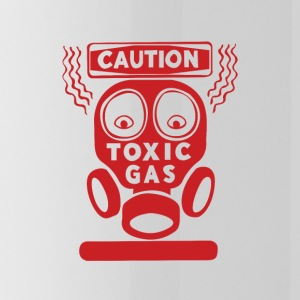 Toxic Gas - Water Bottle