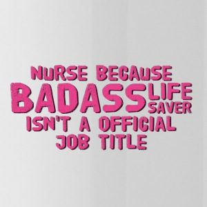 Nurse Quote - Water Bottle