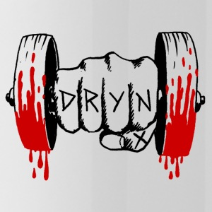 Bloody DRYNX fist - Water Bottle