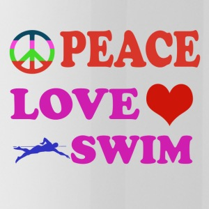 peaceswim - Water Bottle