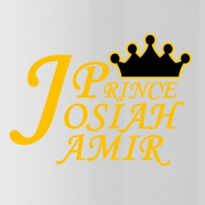 Prince Josiah Amir BDay - Water Bottle