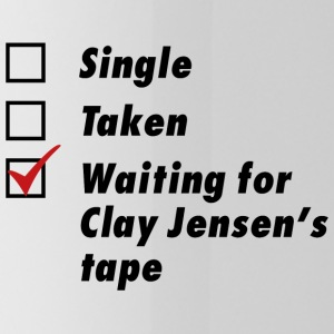 Waiting for Clay Jensen's tape - Water Bottle