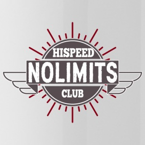 No Limits Hispeed Club - Water Bottle