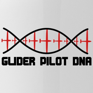 dna glider pilot - Water Bottle