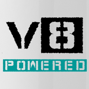V8 powered - Water Bottle