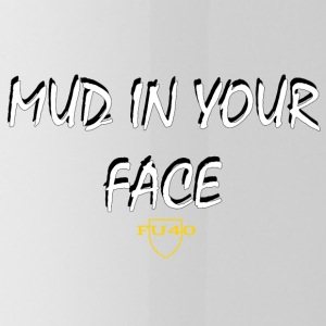 MUD IN YOUR FACE - Water Bottle