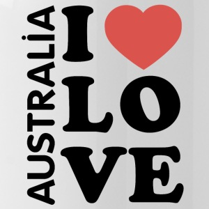 I love Australia - Water Bottle