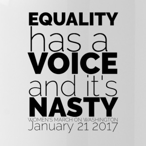 Equality Has A Voice 1 - Water Bottle