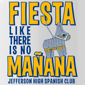 Jefferson High Spanish Club - Water Bottle