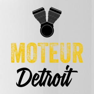 Moteur Detroit Yellow Jacket Varsity Jacket - Water Bottle