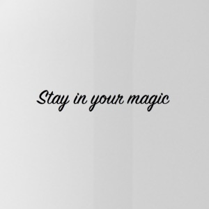 Stay in your magic - Water Bottle