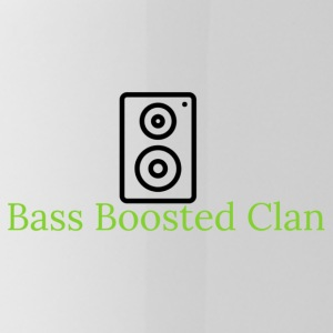 Bass Boosted Clan Brand - Water Bottle