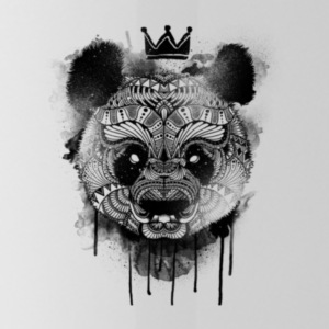 King Panda - Water Bottle
