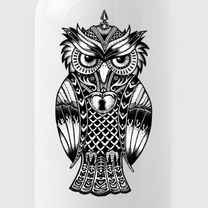 Owl Maori - Water Bottle