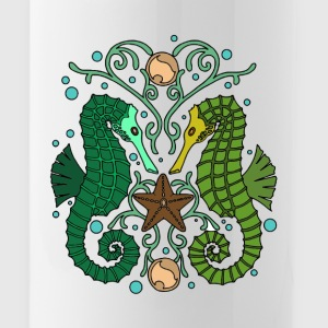 Seahorses - Water Bottle