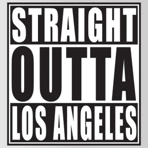 STRAIGHT OUTTA LOS ANGELES - Water Bottle