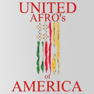 UNITED AFRO'S OF AMERICA - Water Bottle