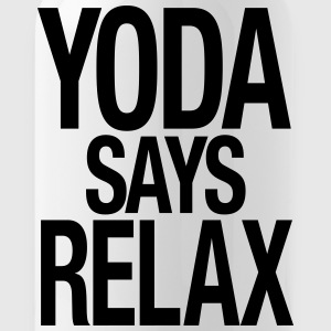Yoda Says Relax - Water Bottle
