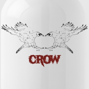 Mirror Crow - Water Bottle