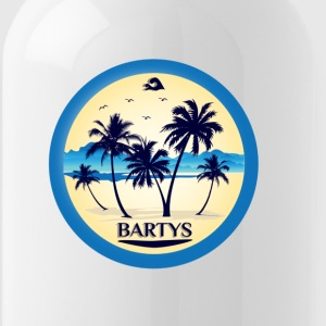Bartys Original Paradise - Water Bottle
