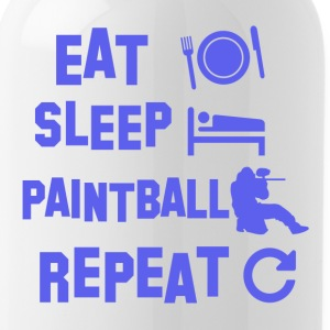 paintball design - Water Bottle