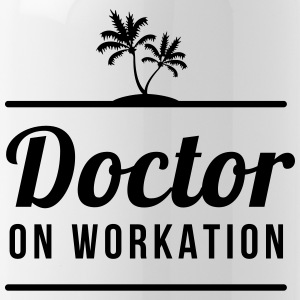 DOCTOR ON WORKATION - Water Bottle