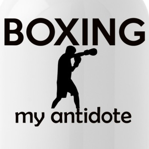 boxing design - Water Bottle