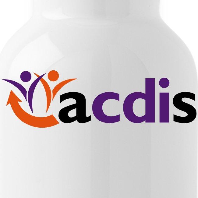 ACDIS mug and water Logo PMS