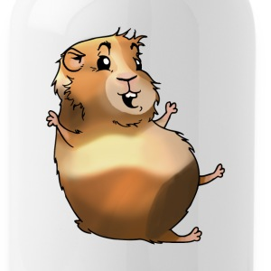 rat mice mouse guinea pig - Water Bottle