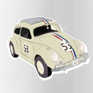 Herbie the Love Bug - Water Bottle
