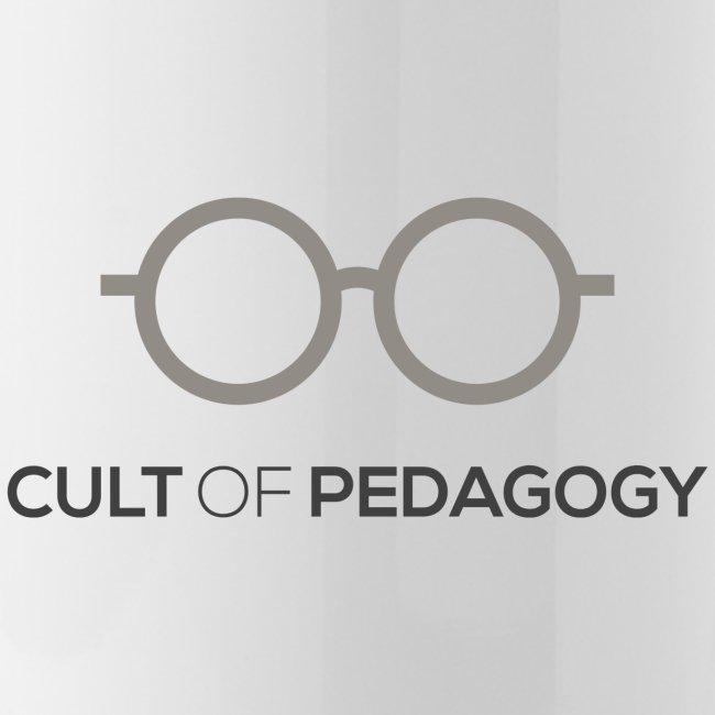 Cult of Pedagogy (grey/black text)